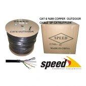 Speed Premium Cat6 Utp Lszh 23awg 305m 99 Bakır Outdoor Kablo (D