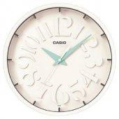 Casio Iq 64 2df Duvar Saati Ersa Garantili Beyaz Kadran