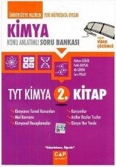 Tyt Kimya 2. Kitap Konu Anlatımlı Soru Bankası Çap Yayınları