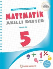 5. Sınıf Matematik Akıllı Defter Palme Yayınları