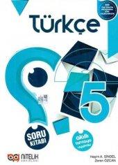 5. Sınıf Türkçe Soru Kitabı Nitelik Yayınları