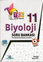 11. Sınıf Tek Biyoloji Soru Bankası Yayın Denizi Yayınları
