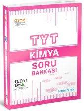 Tyt Kimya Soru Bankası Üç Dört Beş Yayınları