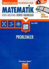 üniversiteye Hazırlık Matematik Problemler Çap Yayınları