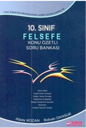 10.sınıf Felsefe Konu Özetli Soru Bankası Esen Yayınları