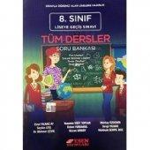 8. Sınıf Lgs Tüm Dersler Soru Bankası Esen Yayınları