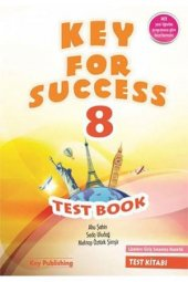 8. Sınıf Key For Success Test Book Key Publishing