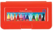 Faber Castell 125112 Altıgen Pastel Plastik Kutu 1...