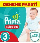 Prıma Pants Midi 6 11 Kg No 3 28li