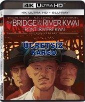 Bridge On The River Kwai Kwai Köprüsü 4k Uhd+blu Ray 2 Diskli