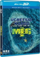 The Meg Derinlerdeki Dehşet 3d+2d Blu Ray 2 Disk