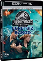 Jurassic World Fallen Kingdom Yıkılmış Krallık 4k Uhd+bluray