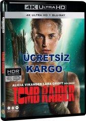Tomb Raider 4k Ultra Hd+blu Ray 2 Disk
