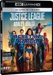Justice League Adalet Birliği 4k Ultra Hd+blu Ray 2 Disk