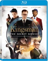 Kingsman The Secret Service Kingsman Gizli Servis Blu Ray