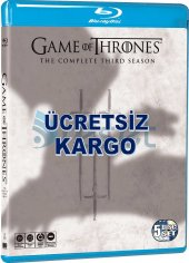 Game Of Thrones Season 3 3. Sezon Blu Ray 5 Disk