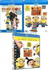 çılgın Hırsız 1+2+3 3d Blu Ray
