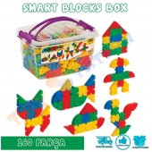Smart Blocks Box 160 Parça