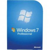 Microsoft Windows 7 Pro 32 64 Bit Sp1 Tr Oem (Fqc 08295)