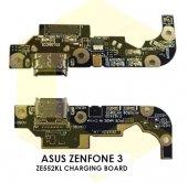Asus Zenfone 3 Ze552kl Şarj Soketli Mikrofon Bordu