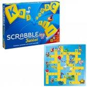 Y9733 Scrabble Junior Türkçe Aile Kutu Oyunları+6 Yaş