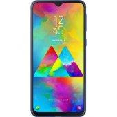 Samsung Galaxy M20 32 Gb Koyu Mavi (Samsung Türkiye Garantili)