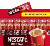 Nescafe 3ü1 Arada 17,5 Gr (96 Adet)