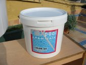 Rexpool Chlor60 Granül Klor 10 Kg