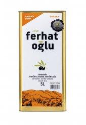 Ferhatoğlu Organik Sızma Zeytinyağı 5 Litre