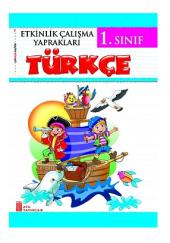 Ata 1.sınıf Türkçe Etkinlik Çalışma Yaprakları 2019