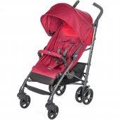 Chicco Lite Way 3 Top Bebek Arabası Kırmızı
