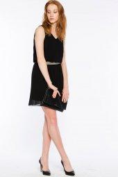 Ravenna Siyah Elbise 160027 1