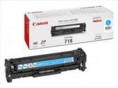 Canon 2661b002 Crg 718c Mavı Toner 2.900 Sayfa Mf8300