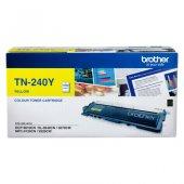 Brother Tn 240y Sarı 1400 Sayfa Toner Hl 3040cn, Hl 3070cw, Dcp 9