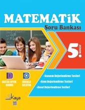 Kaya Yayınları 5. Sınıf Matematik Soru Bankası