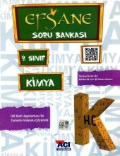 Açı Yayınları 9. Sınıf Kimya Efsane Soru Bankası
