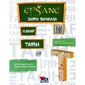 Açı Yayınları 11. Sınıf Tarih Efsane Soru Bankası