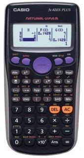 Casıo Fx 82es Plus 252 Fonksiyon Scıentıfıc Calculator