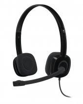 Logıtech H151 Stereo Headset 981 000589