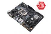 Asus Prıme B360m D Intel B360 Lga1151 Ddr4 2666 Hdmı Vga M2 Usb3.