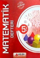 5.sınıf Matematik Defteri A&ccedilık Ara Yayınları