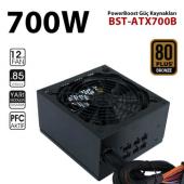 Power Boost Bst Atx700b 700w 12cm Fan+bronze