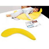 Yarım Boy Hamile Ve Uyku Yastığı (Sarı)