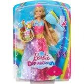 Barbie Dreamtopia Sihirli Saçlar Prensesi Frb11 12...