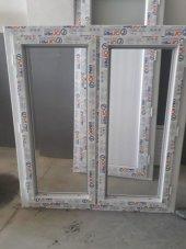 110x110 Çift Cam ,çift Kanat Orpen Pencere