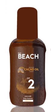 Mısa Sun Beach Cacao Oil Spf2 200ml