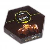 140 G Çikolata Kaplı Fıstıklı Lokum
