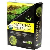 Black Natural Matcha(Maça) Çayı Tea Japon Çayı 100gr