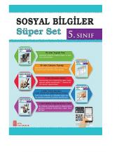 Ata 5.sınıf Sosyal Bilgiler Süper Set 2019 2020