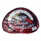 Carub Akü Takviye Kablosu 400 Amp (Çantalı)